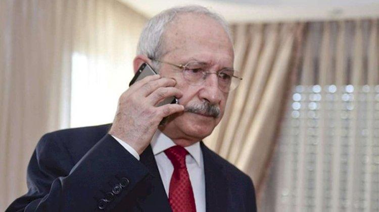 Kılıçdaroğlu'ndan CHP'li Veli Ağbaba'ya başsağlığı telefonu