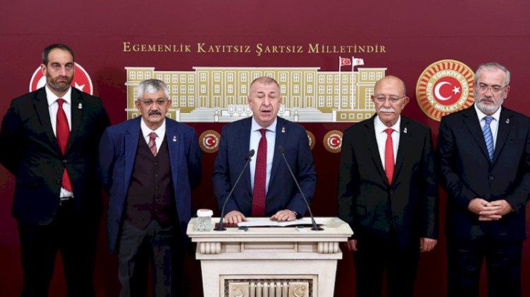 Ümit Özdağ'dan 'general istifaları' açıklaması: İnşallah nedenini açıklamak zorunda kalmayız