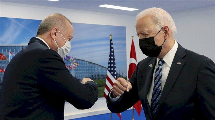 Erdoğan ile Biden görüşecek
