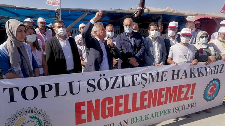 Mustafa Türkel'den 'Fabrikaları boşaltın' çağrısı