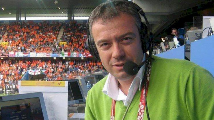 Ajax-Beşiktaş maçının spikeri Melih Gümüşbıçak'a tepki: Yorum yapma, maçı anlat