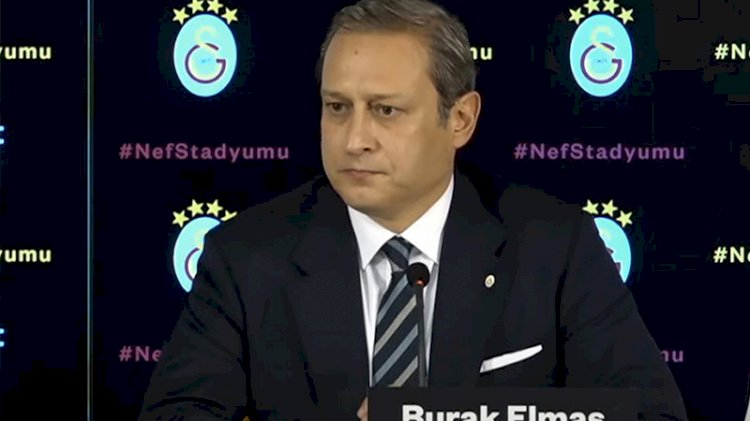 Burak Elmas'tan, Erden Timur'a övgü dolu sözler: Galatasaray'a başkan olmasını isterim