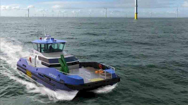 Karbon salınımı azaltmak için metanolle çalışan deniz aracı geliştirildi