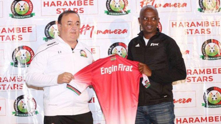 Kenya Futbol Federasyonu Başkanı Nick Mwendwa: Engin Fırat'ı çok istedik