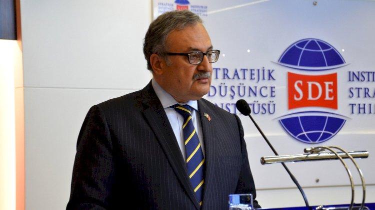 Pakistan'ın Ankara Büyükelçisi, Afgan halkını bekleyen tehlikeye dikkat çekti
