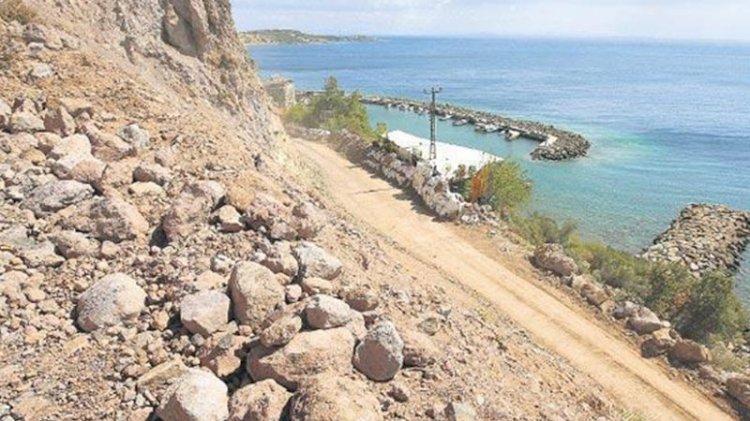 Assos'ta çevre cinayeti... 'Hafriyat plana uygun değil'