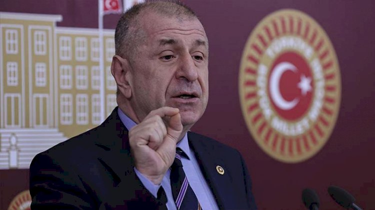 İçişleri Bakanlığı'ndan Ümit Özdağ'a 'silah ruhsatı' yanıtı