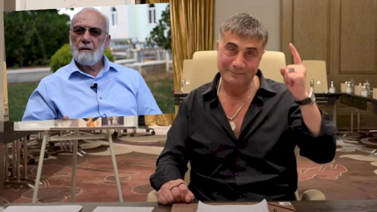 Sedat Peker'den yeni SADAT iddiaları... 'Silahlanın çağrısı ortak fikrimizdi'